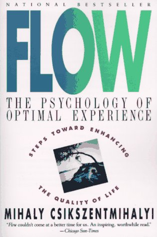 flow psychology book